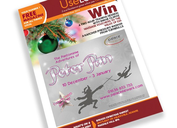December 2014 front cover