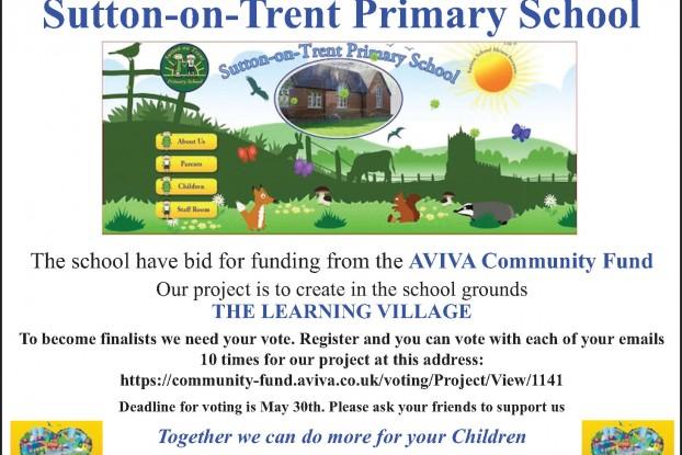 2Sutton on Trent Primary