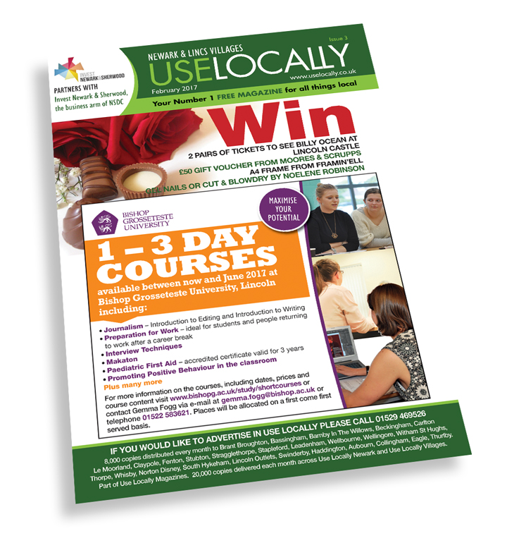 Use Locally Villages February 2017