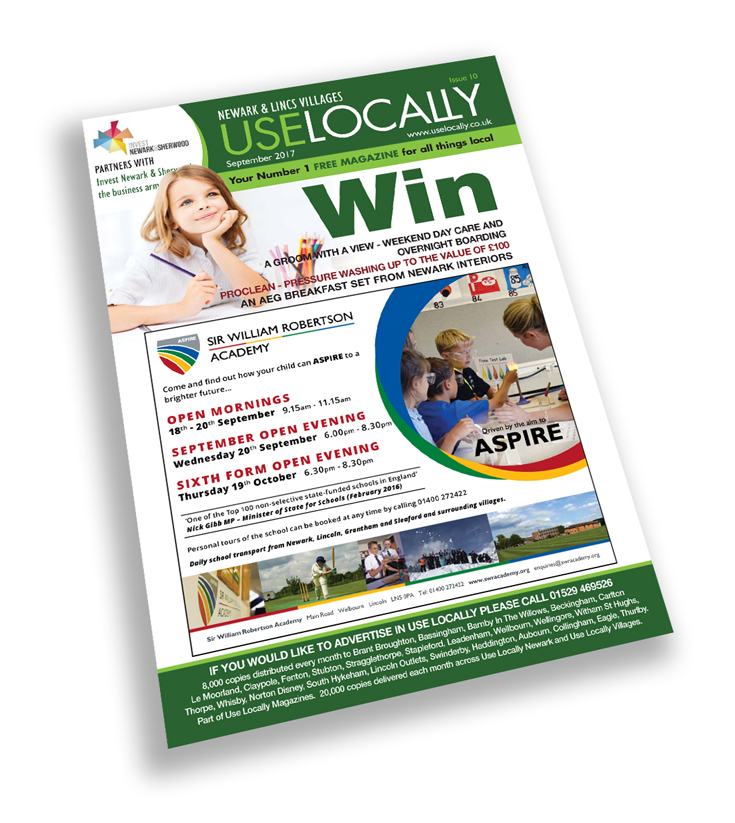 September 2017 Use Locally Villages
